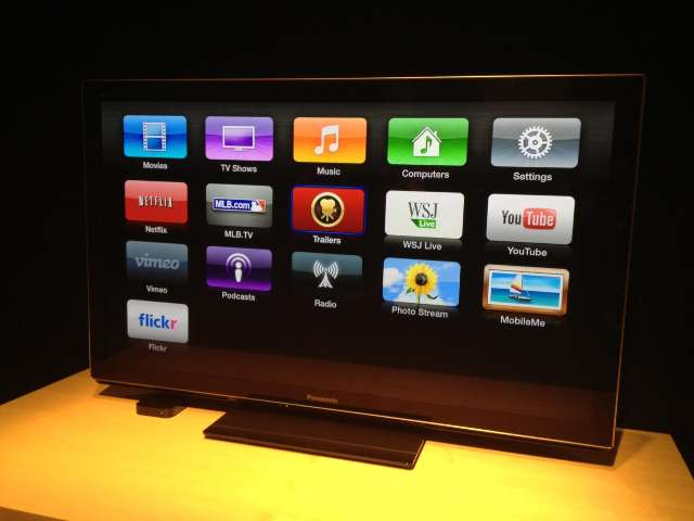 Koopt Apple een tv-fabrikant?