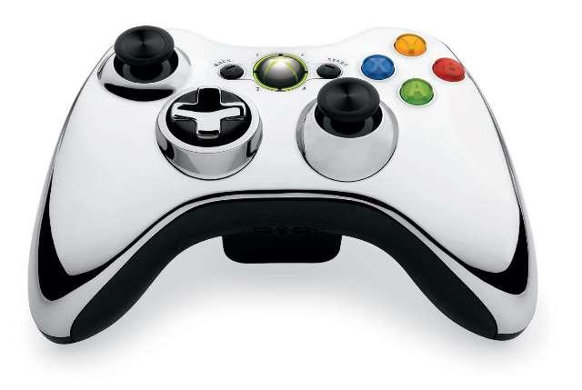 Gelimiteerde controller voor de Xbox 360