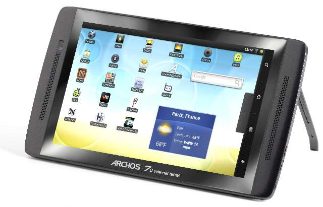 Review: Archos 70b
