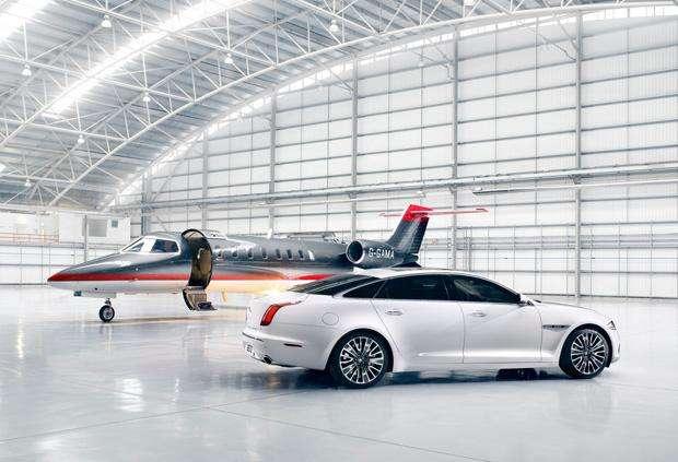 Meridian surroundsysteem voor nieuwe Jaguar