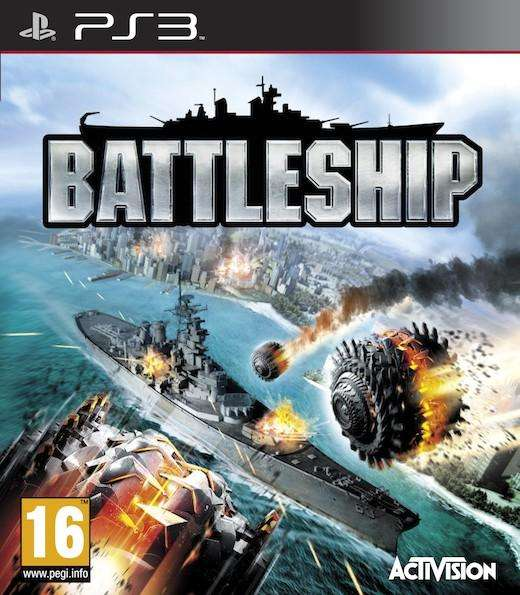 Review: Battleship - The Video Game