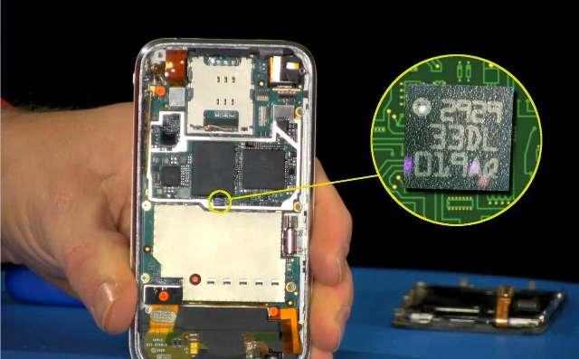 Hoe werkt de bewegingssensor in je smartphone?