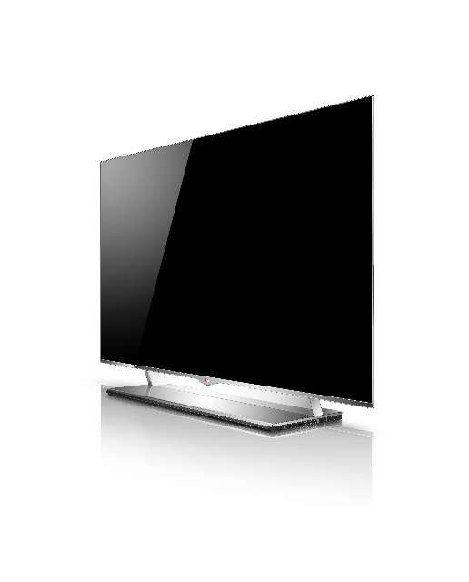 LG lanceert een 4K OLED-tv in 2013