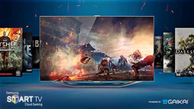 Cloud-gaming op Smart TV bij Samsung en LG