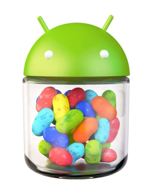 Al het lekkers van Android 4.1 Jelly Bean