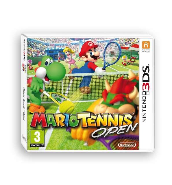Review: Mario Tennis Open