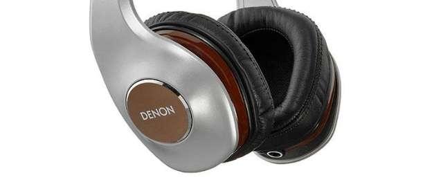 Ambitieuze high-end hoofdtelefoon bij Denon
