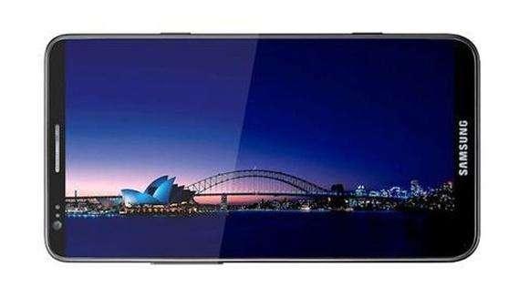 Samsung Galaxy Note 2-foto uitgelekt