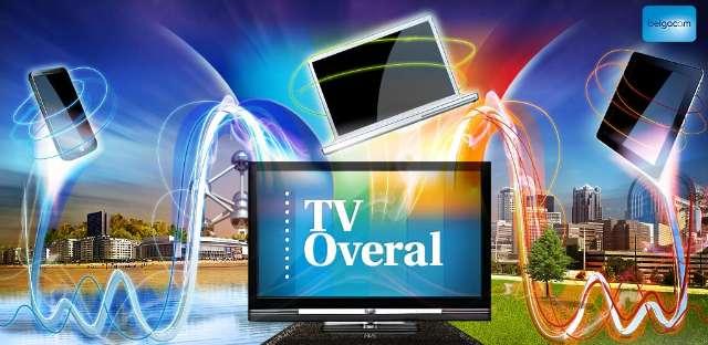 TV Overal wordt betalend.