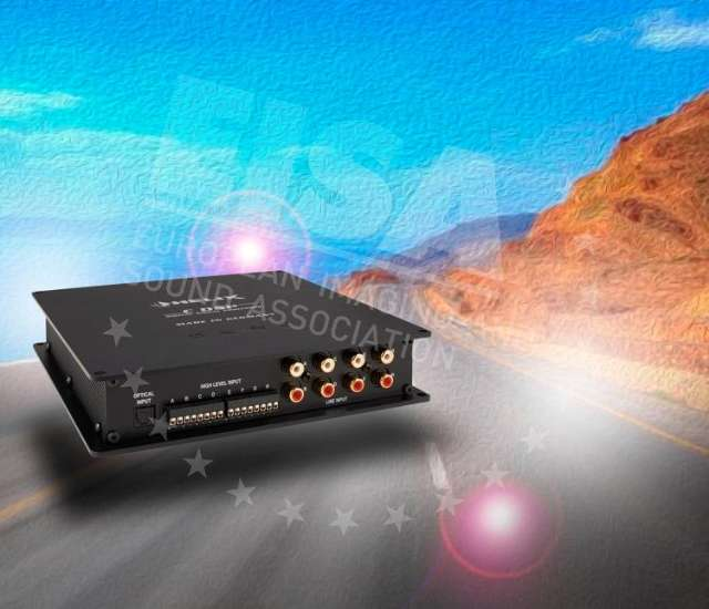 Beste in-car processor: Helix C-DSP