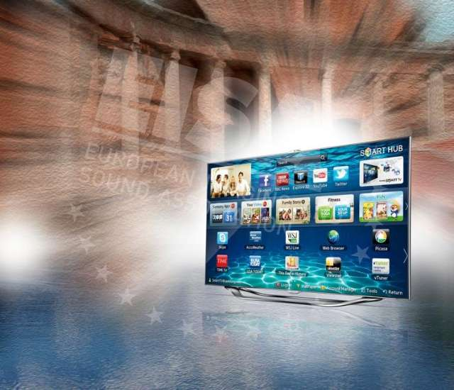 Beste toekomstgerichte tv: Samsung UE46ES8000