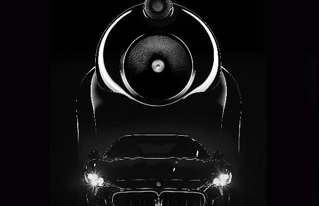 Bowers & Wilkins in zee met Maserati
