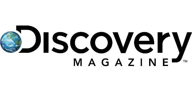 Discovery Magazine in de winkel