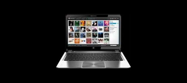 Meridian voorziet HP-computers van muziek