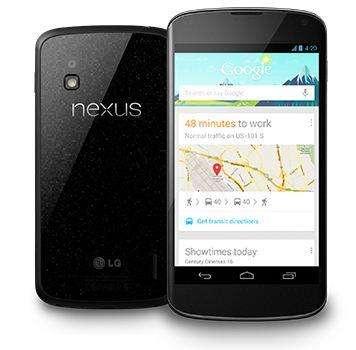 Nexus 4-smartphone komt niet naar België