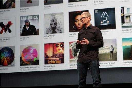 Apple-baas hint op eigen tv