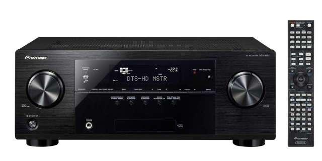 De beste AV-receivers van 2012