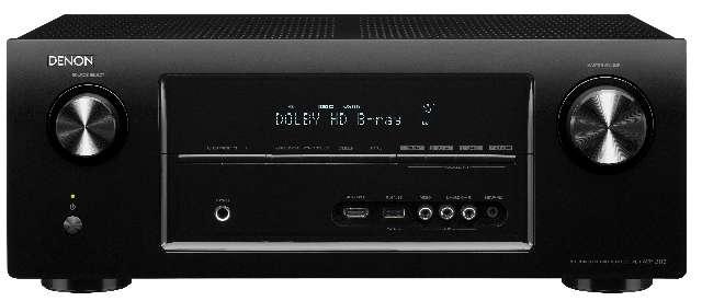Review: Denon AVR-2113