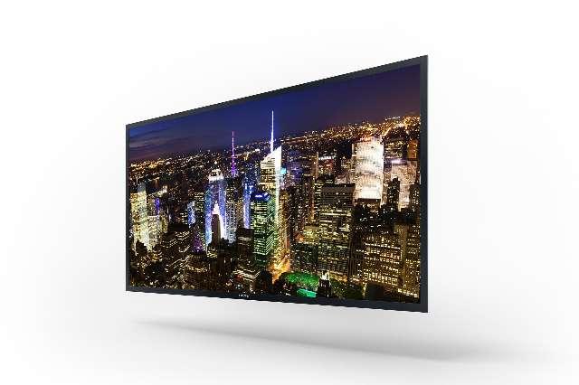4K OLED-tv is een feit bij Sony