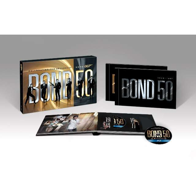 Film: James Bond 50th Anniversary Collection
