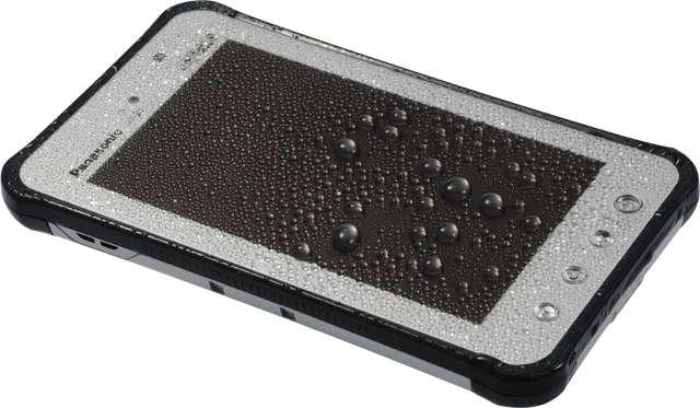 Toughpads: tablets die tegen een stootje kunnen.