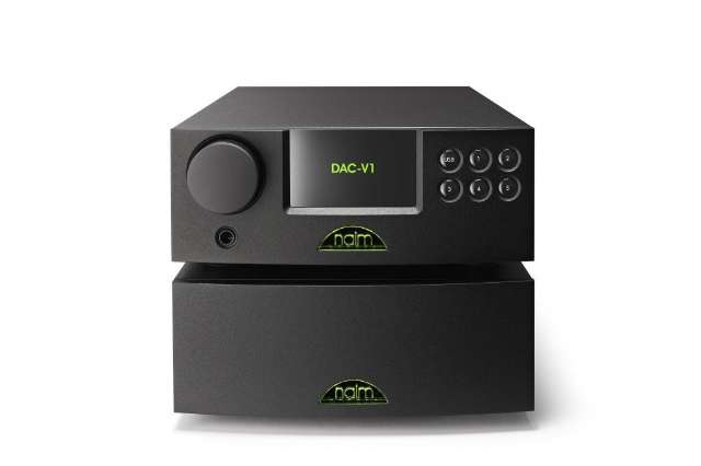 Naim DAC in desktopformaat