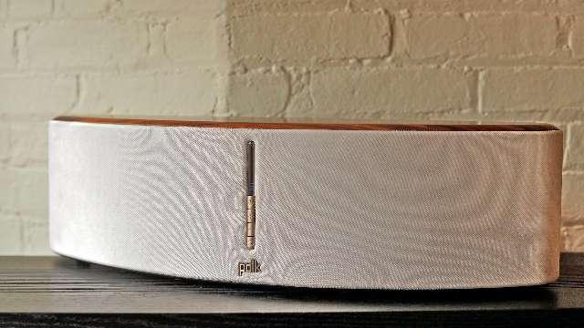 Polk Audio doet het met AirPlay, apt-X en ... hout!
