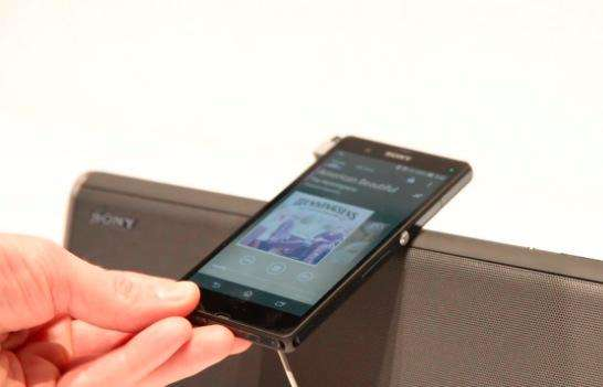 Video: Sony over NFC