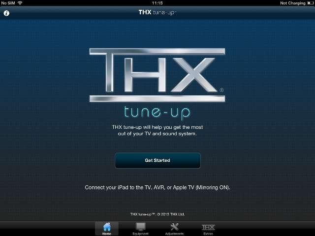 Beter beeld met THX-app voor iOS