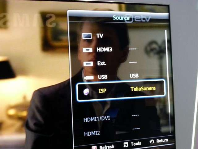 Video: Belgacom TV zonder decoder op Samsung-tv