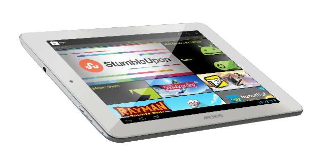 Archos-tablets mikken op top