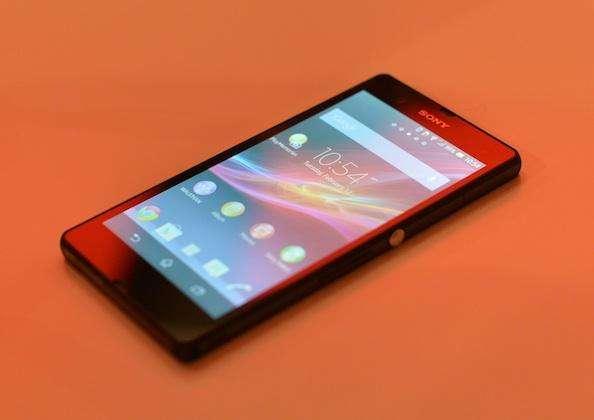 5-inch Sony-smartphone daagt iPhone uit