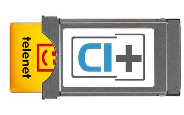 Telenet CI+