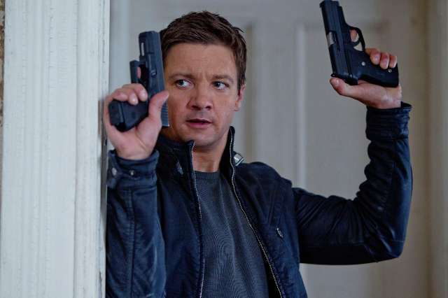Film: The Bourne Legacy