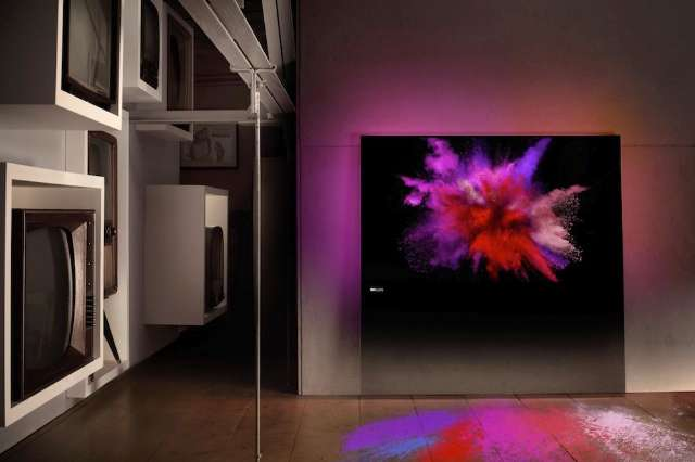 Nieuwe design-tv Philips vaart eigen koers