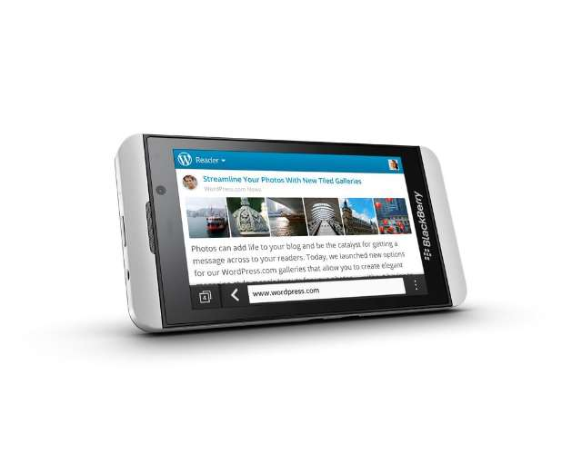 Review: Blackberry Z10