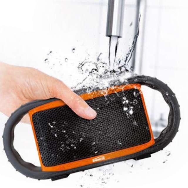 Drijvende Bluetooth-luidspreker bij Marmitek