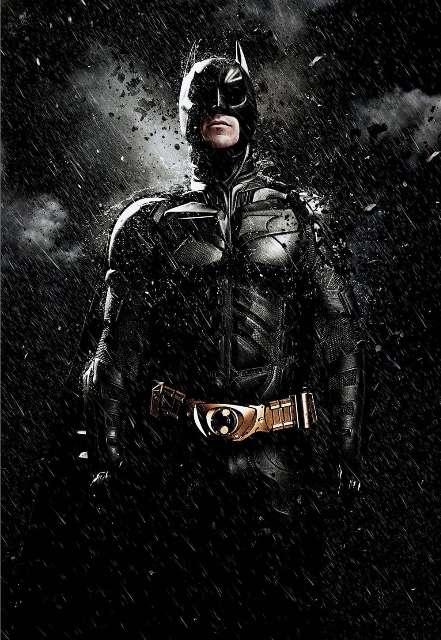 Film: The Dark Knight-trilogie