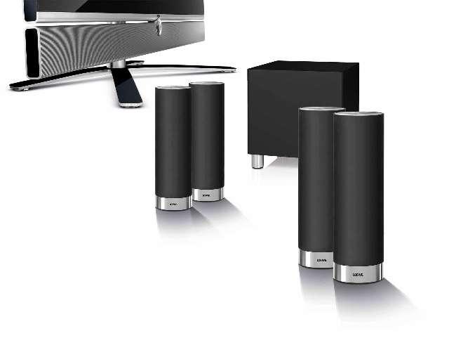 3D-geluid met Loewe 3D Orchestra IS