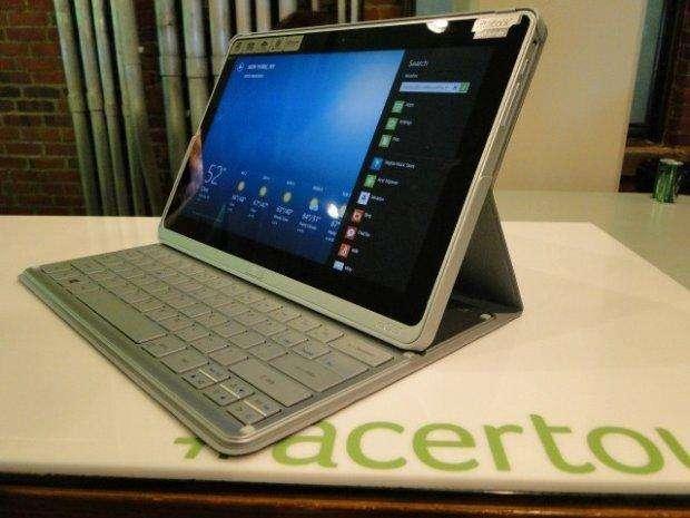Acer toont twee nieuwe tablets
