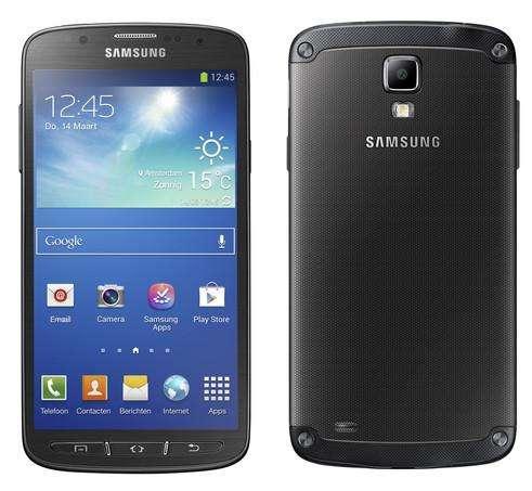 Samsung lanceert Galaxy S4 die tegen een stootje kan