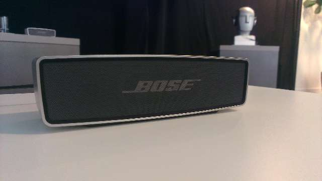 Noise-cancelling in zakformaat bij Bose