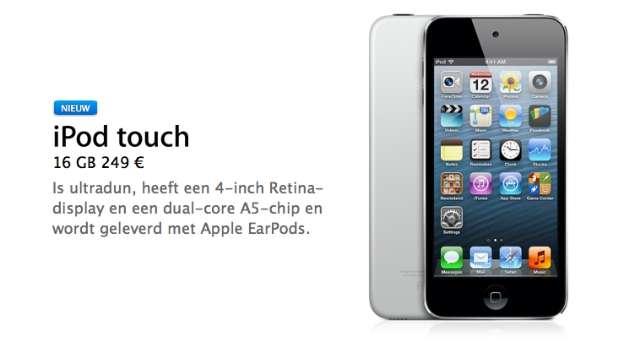 Apple geeft eindelijk twee jaar garantie