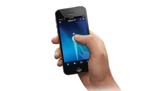 Logitech tovert telefoon om tot universele afstandsbediening