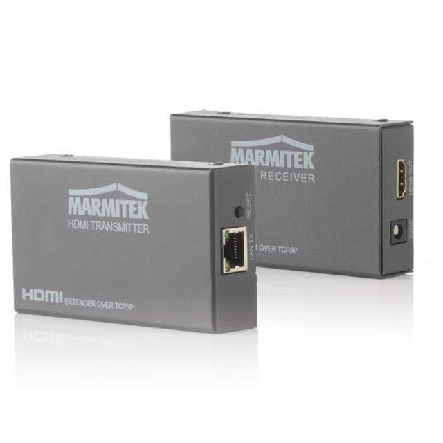HDMI-signaal over CAT5-bekabeling bij Marmitek