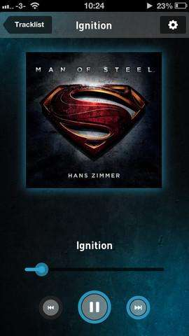 Man of Steel met DTS Headphone:X-soundtrack