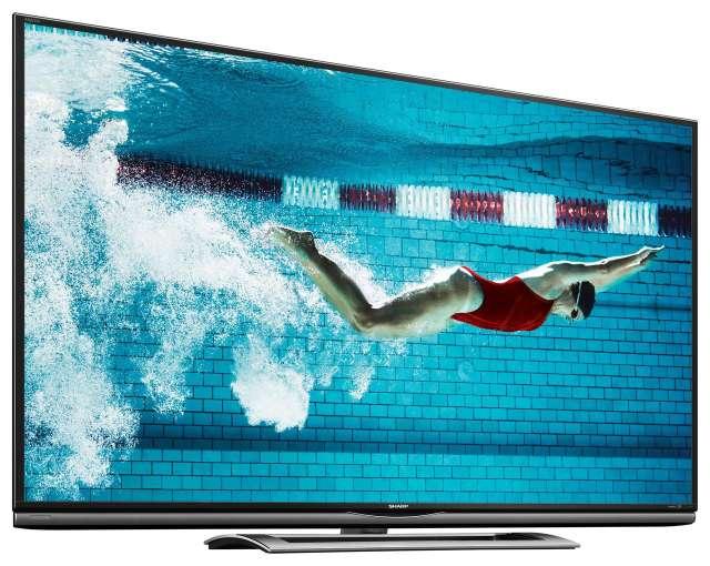 Sharp heeft eerste 4K-tv met THX-label