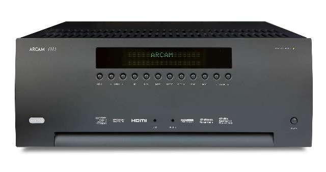 Nieuwe high-end AV-receiver bij Arcam