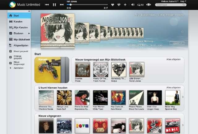 Muziekdienst Sony gaat voor hogere kwaliteit