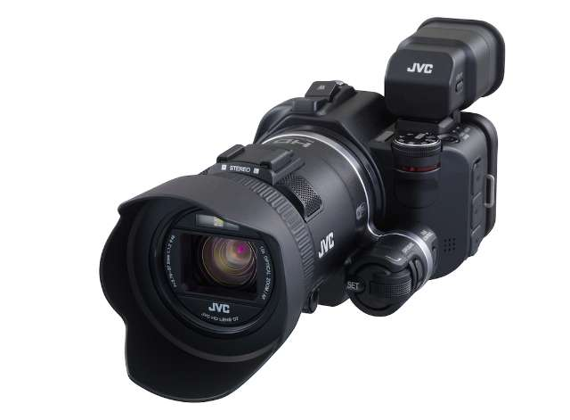 Review: JVC GC-PX100